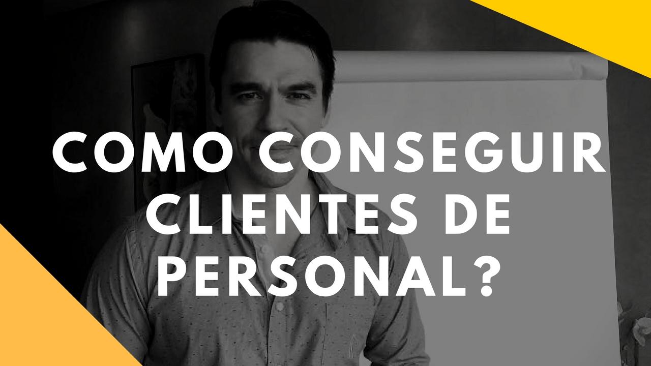 You are currently viewing Como atrair clientes de personal?